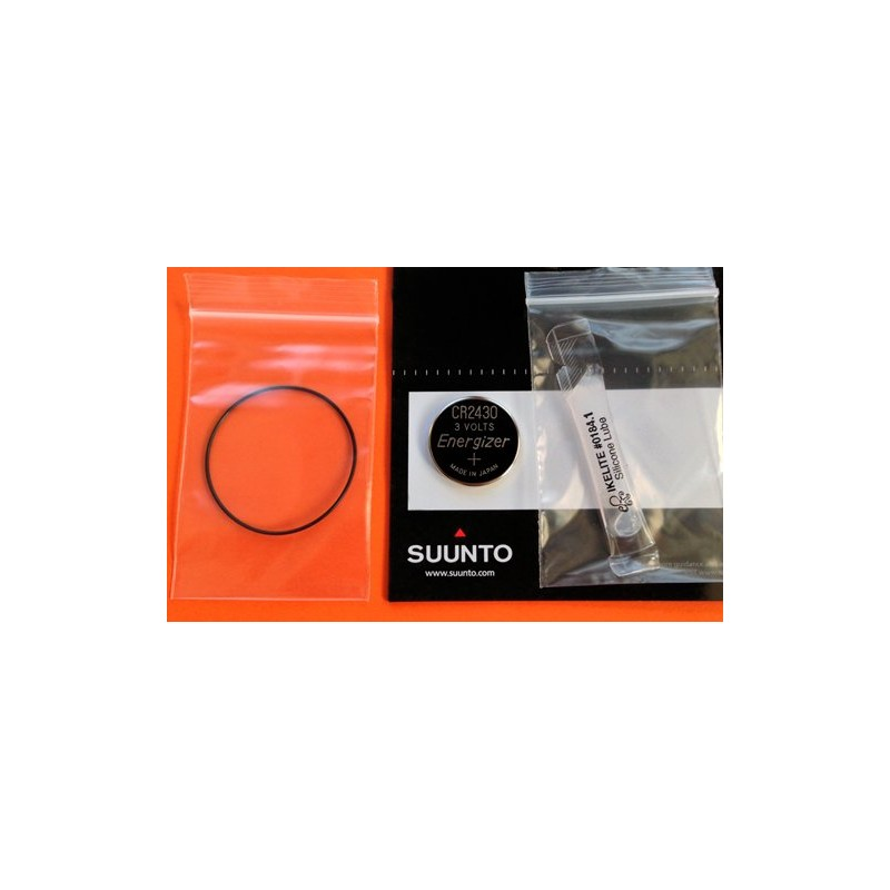 Suunto Spyder And Stinger Dive Computer Battery Kit