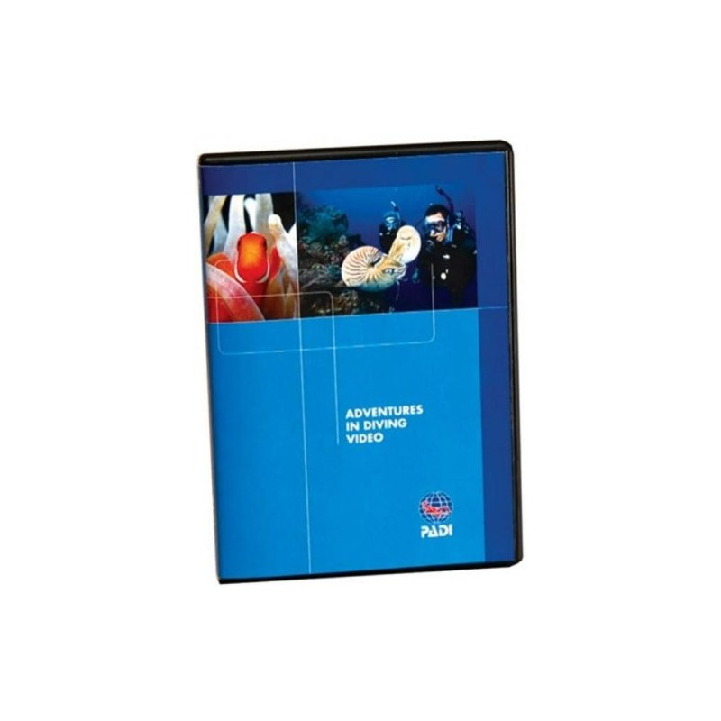 PADI Adventures In Diving DVD