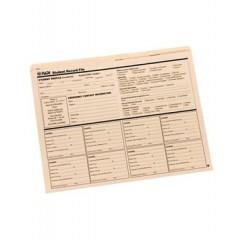 PADI Student Record File Folder