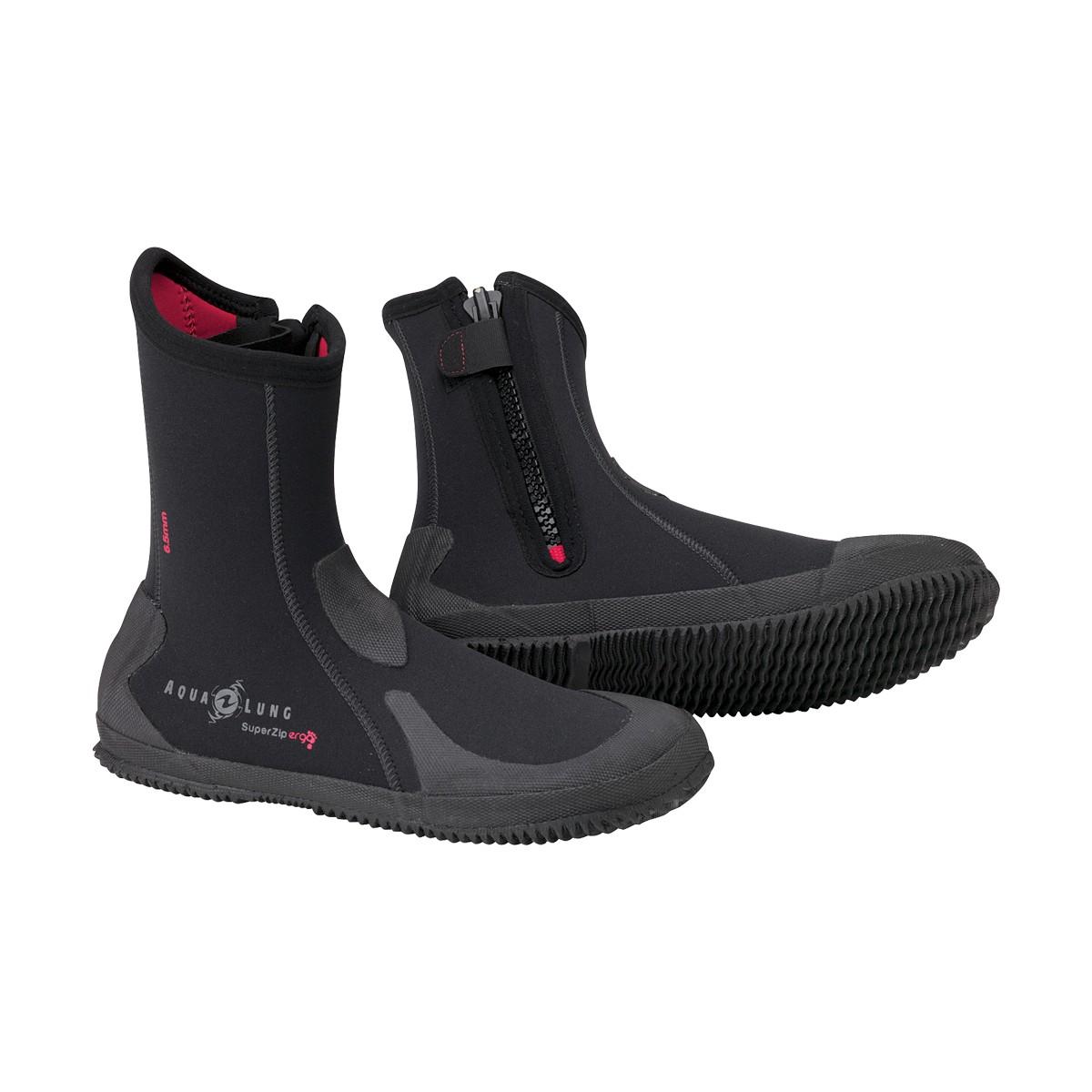 Aqua Lung Men's 3mm Superzip Ergo Boot