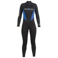 Aqua Lung Women's 5/3mm Rental Fullsuit