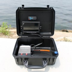 Aquabotix Top Side Viewing Station/DVR for AquaLens Pro