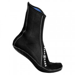 Aqua Lung Ergo Neoprene Sock: High Top with Grip