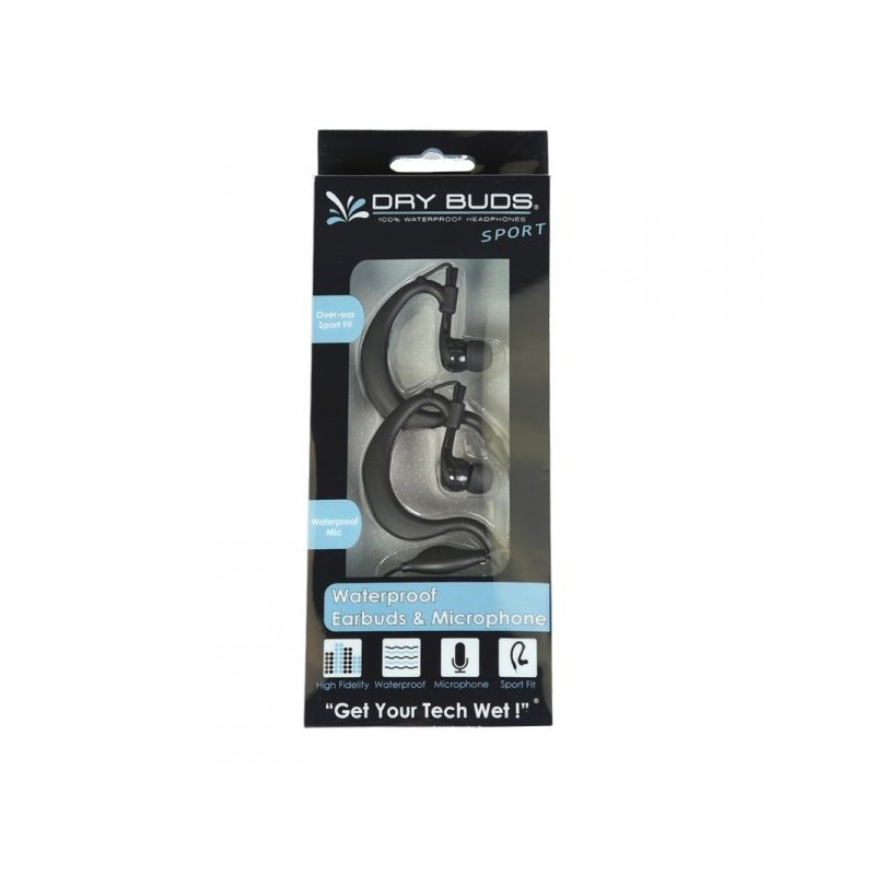 DryCASE DryBUDS Fusion Waterproof Headphones