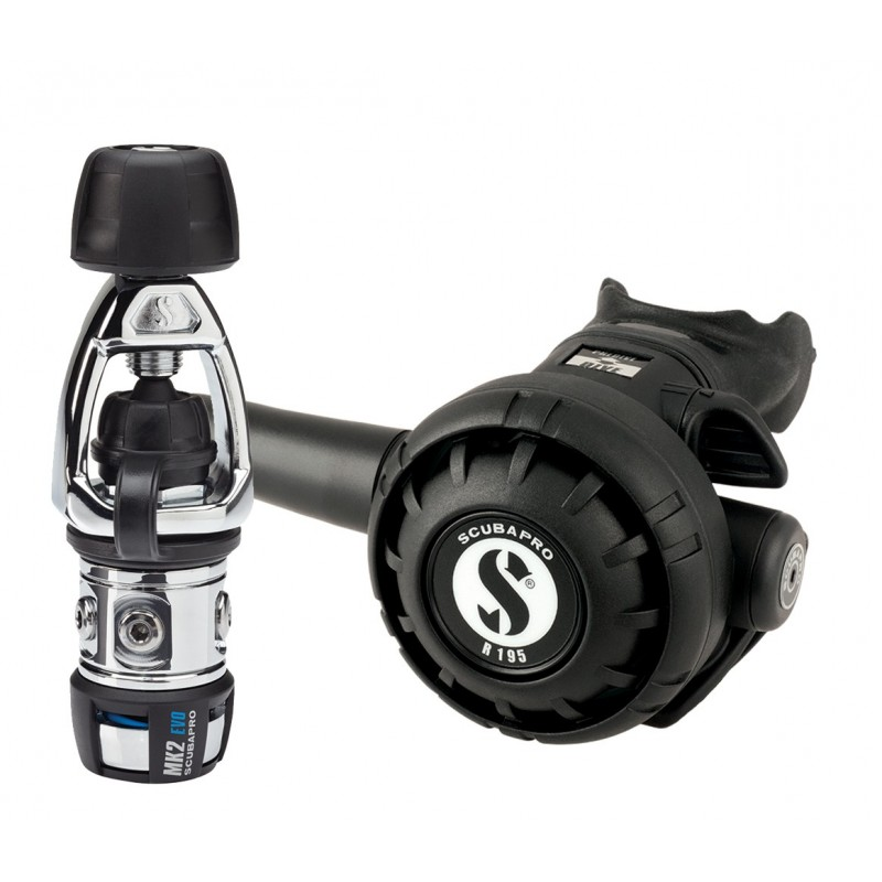 Scubapro MK2 EVO/R195 Regulator-Yoke