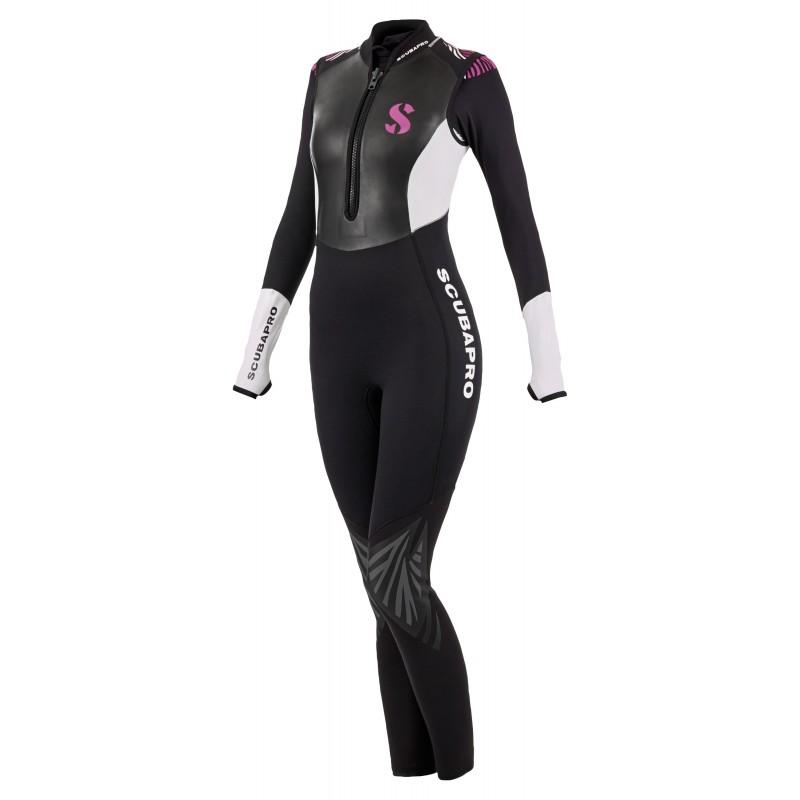 Scubapro Women's Hybrid Jane 3mm Wetsuit