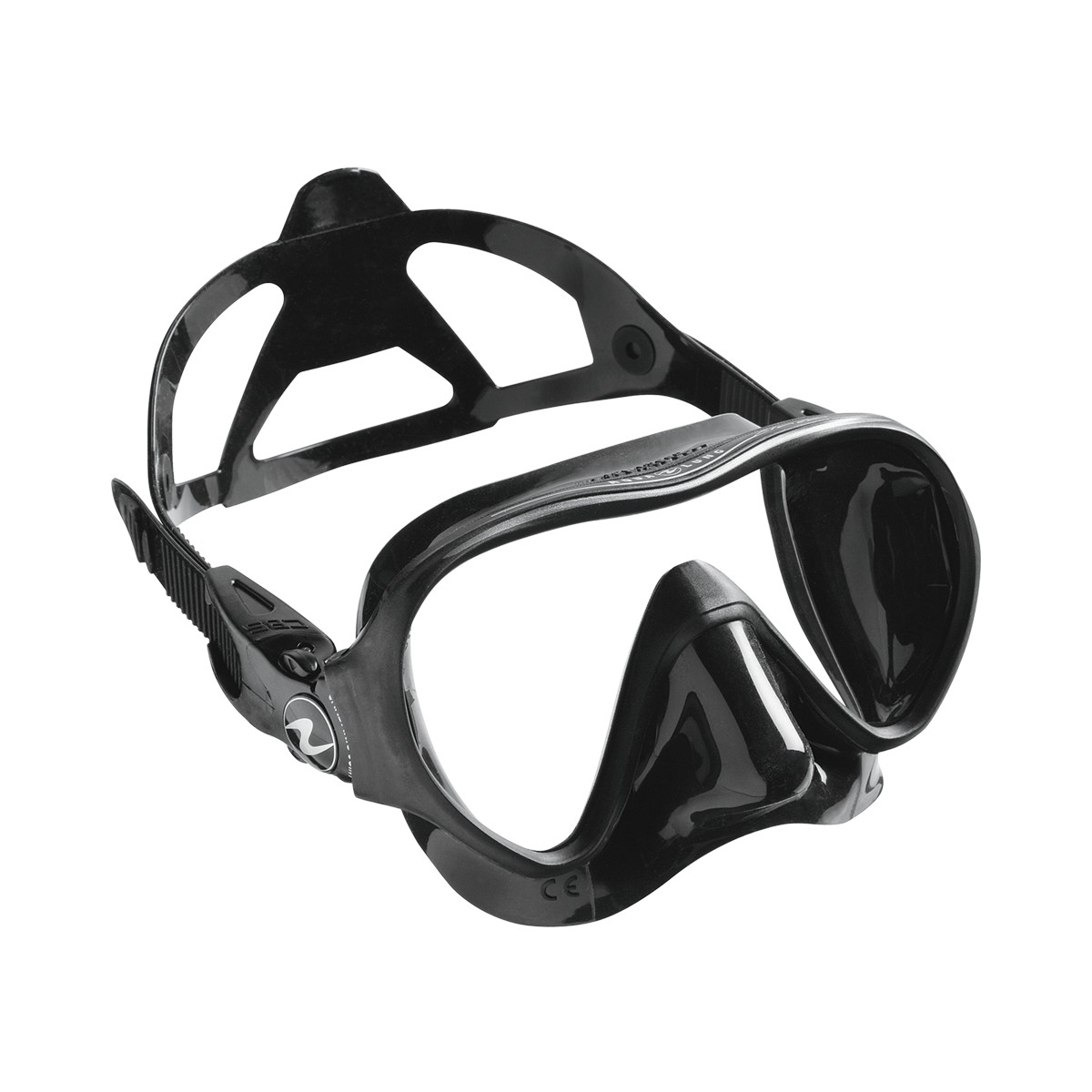 Aqua Lung Women's Linea Single Lens Dive Mask