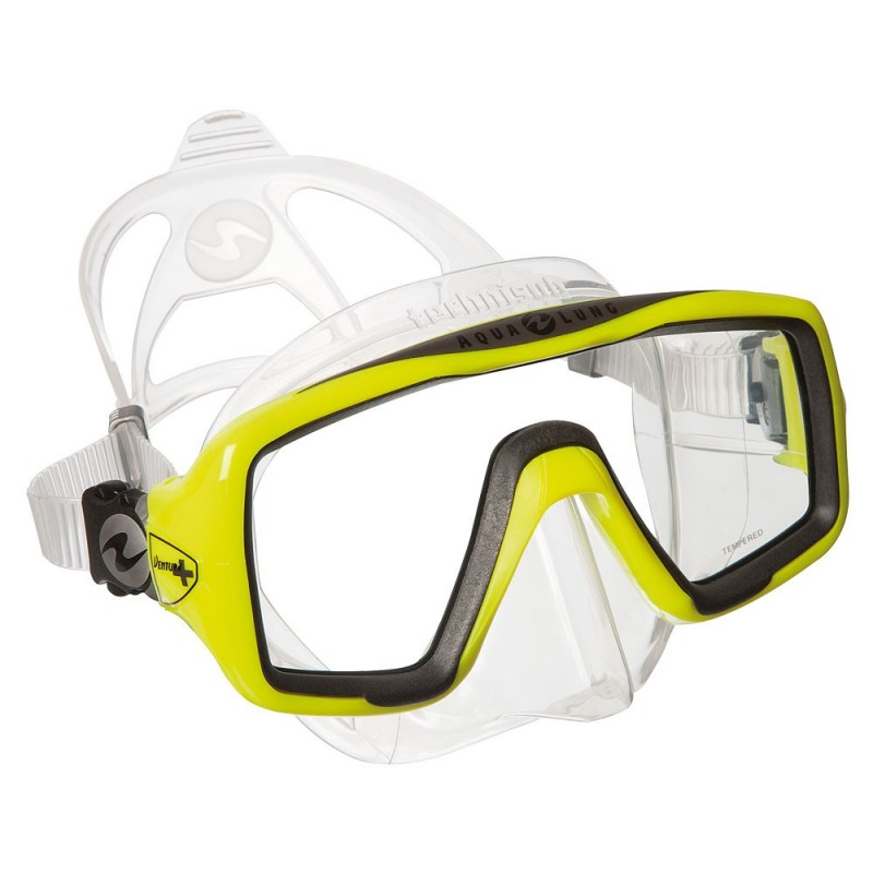 Aqua Lung Ventura + Single Lens Dive Mask