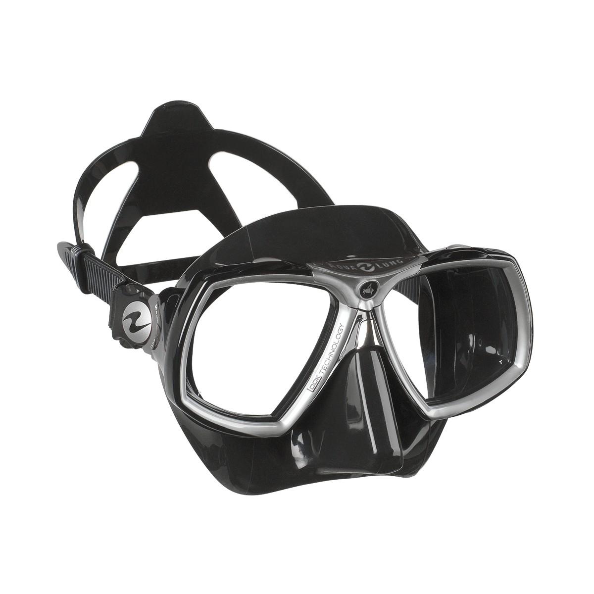 Aqua Lung Look 2 Double Lens Dive Mask