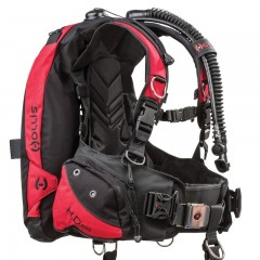 Hollis HD200 BC/BCD Weight Integrated Scuba Diving Buoyancy Compensator