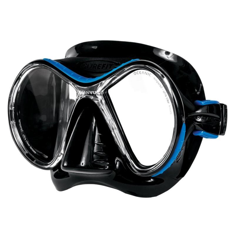 Oceanic OceanVU Double Lens Dive Mask