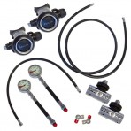 Hollis Sidemount Regulator Package