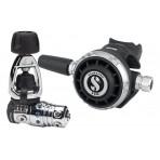 Scubapro MK25 EVO/G260 Black Tech Regulator