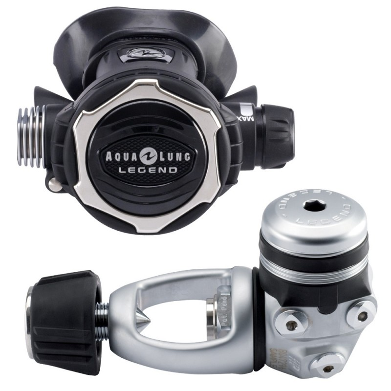 Aqua Lung Legend LX Supreme Regulator - Yoke