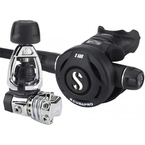 Scubapro MK21/S560 Regulator - Yoke
