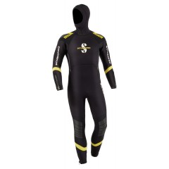 Scubapro Men's Sport Hooded Semi-Dry 7mm Wetsuit