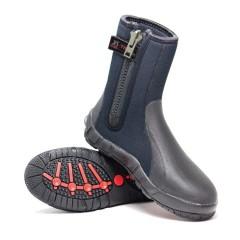 XS Scuba Thug Zipper Boots 8mm