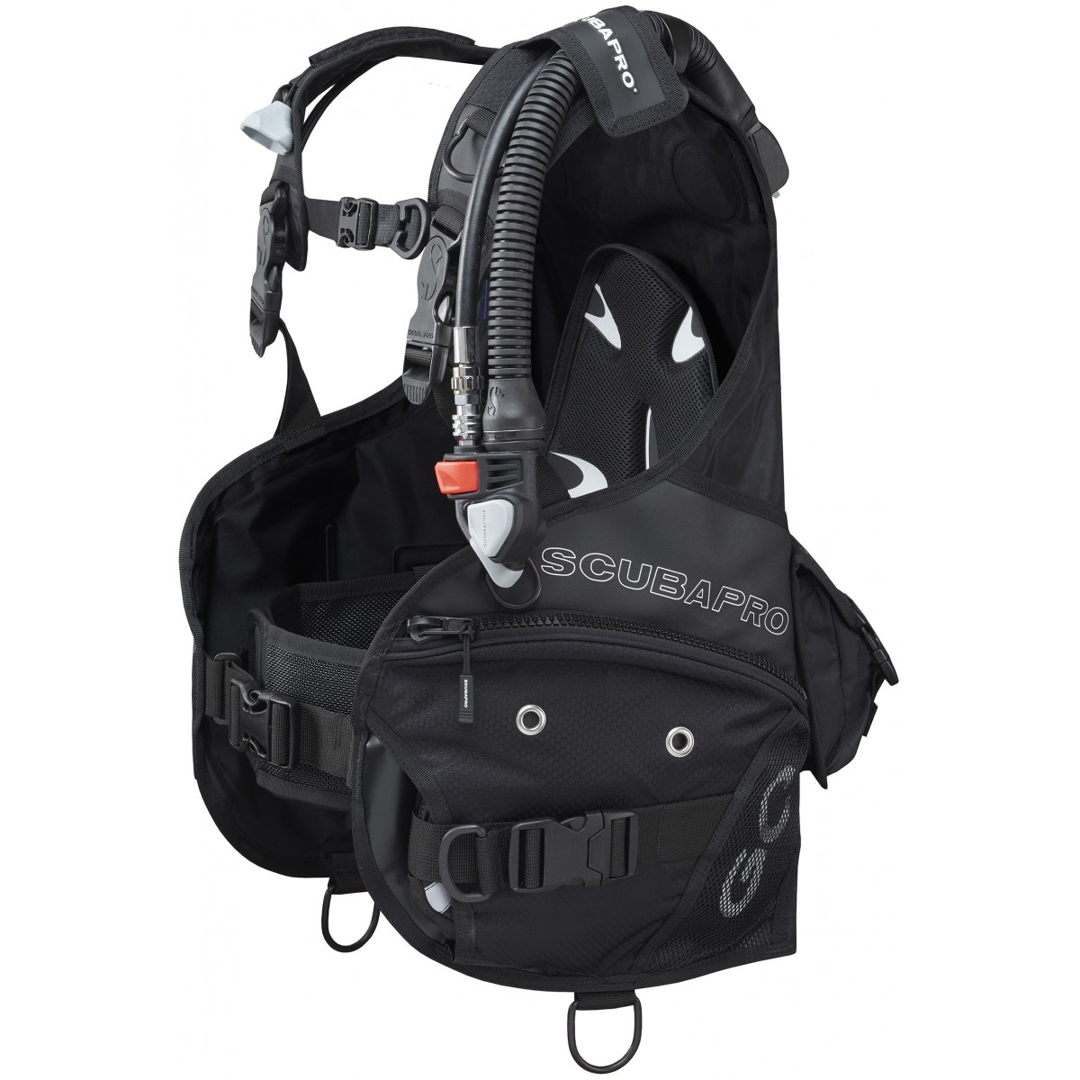 Scubapro Go Jacket Style BCD Travel - Air 2