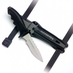 Atomic Ti6 Titanium Dive Knife