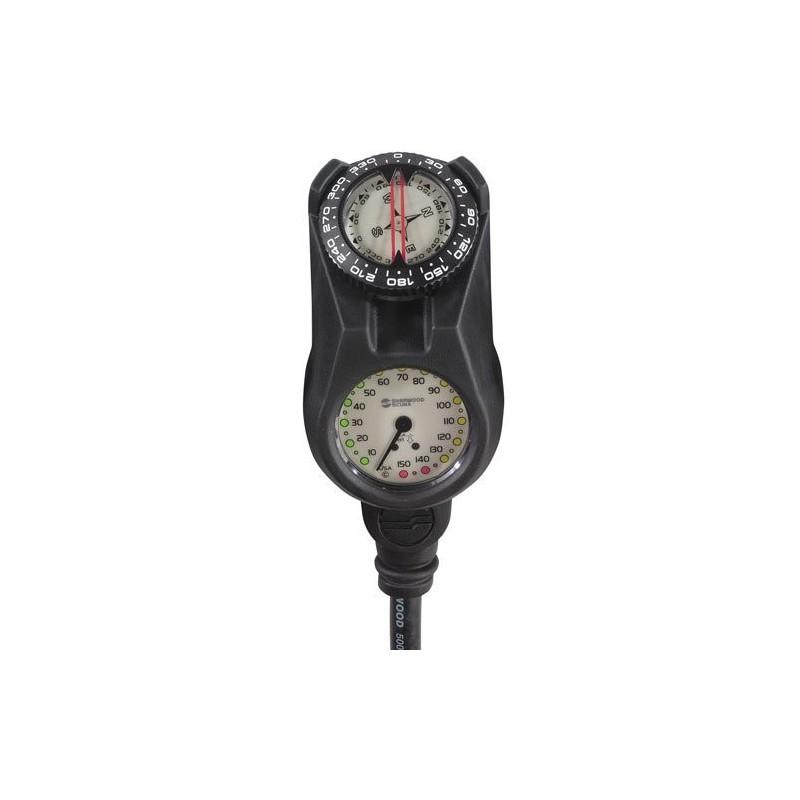 Sherwood Compact Navigational Console Gauge CG3105