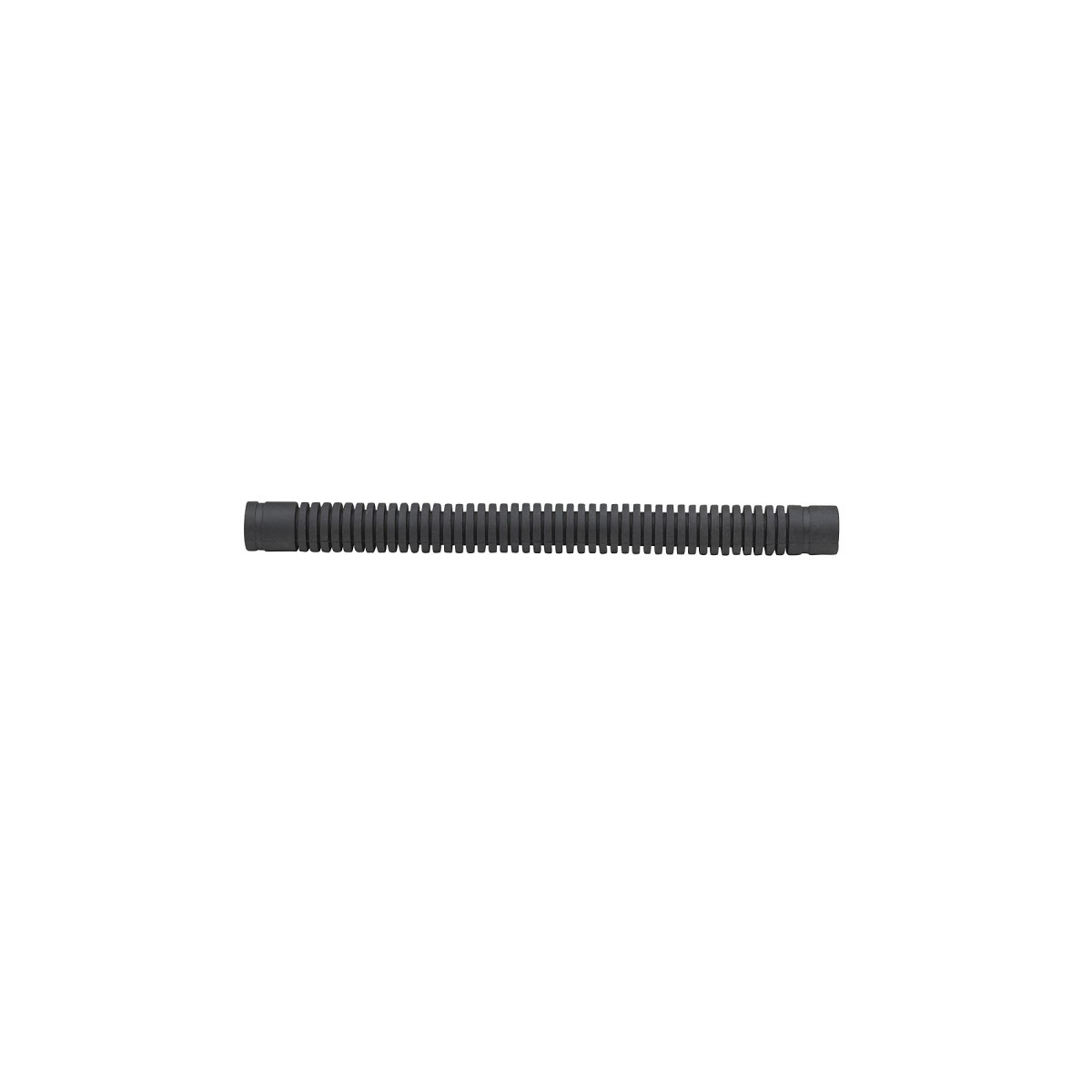 "Hollis Corrugated Adapter Hose 16"", Air 2 (1"" X 1/2"" Hose)"