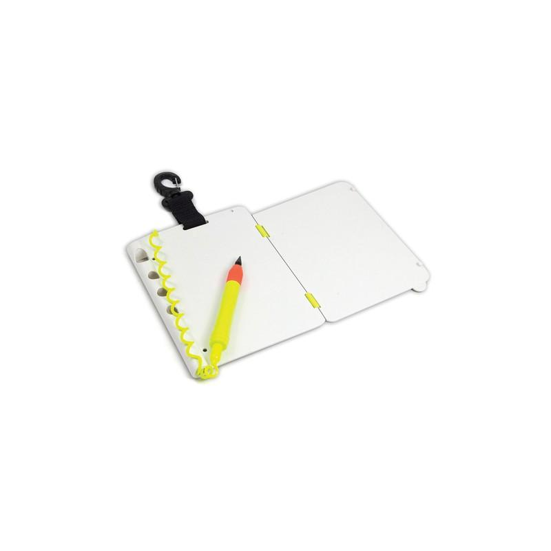 Xs Scuba Deluxe Folding Slate
