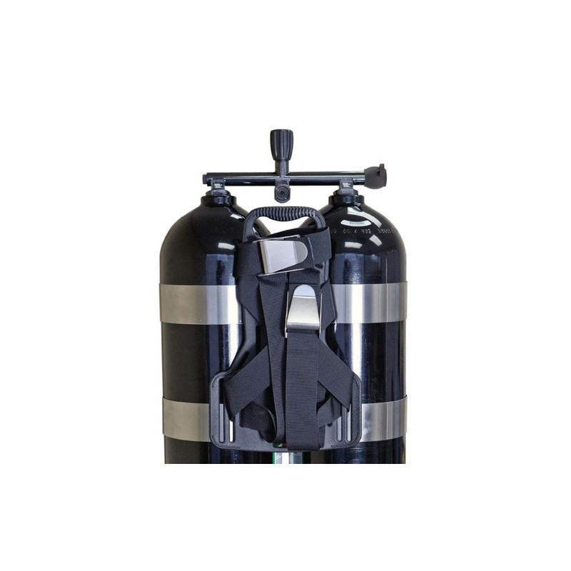 Xs Scuba Twin Cylinder Backpack With Harness