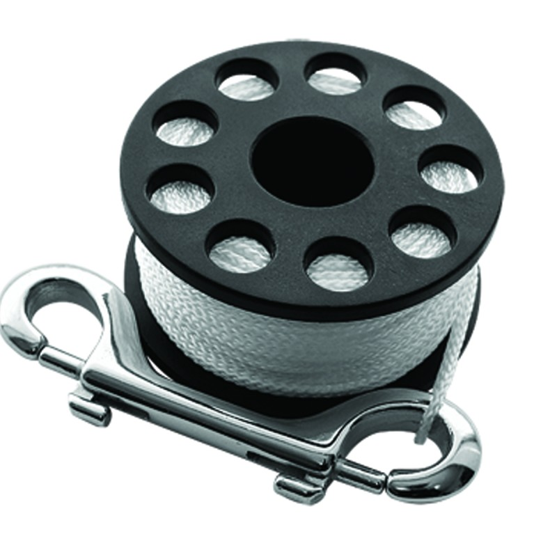 Scubapro Mini Reel W/SS Clip 100ft/30.5m