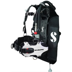 Scubapro Womens HYDROS PRO Back Inflation BCD