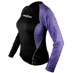 Aqua Lung Women's Long Sleeve Loose Fit Rashguard