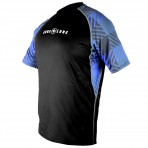 Aqua Lung Men's Short Sleeve Loose Fit Rashguard
