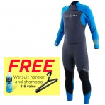 Aqua Lung Men's AquaFlex 3, 5 & 7mm Jumpsuit