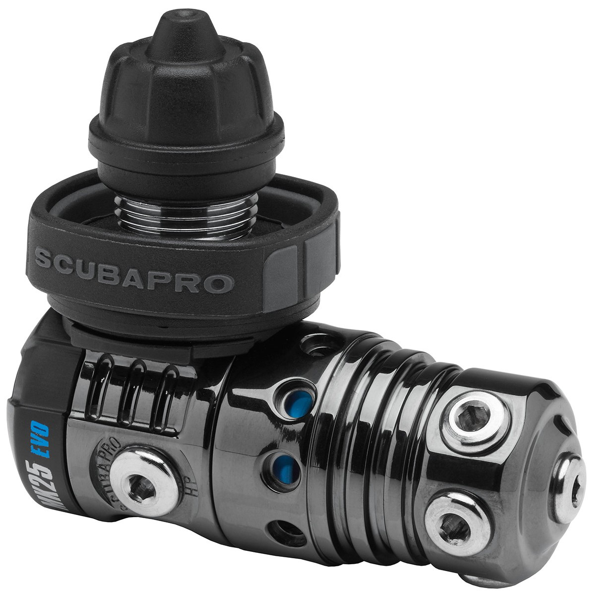 Scubapro MK25 EVO/A700 Carbon Black Tech Regulator