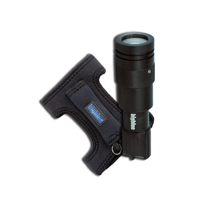 Bigblue 450 Lumen Adjustable Beam w/ Glove (CF450G)