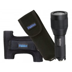 Bigblue 450 Lumen Narrow Beam w/ Glove & Pouch (AL450NMT-GP)