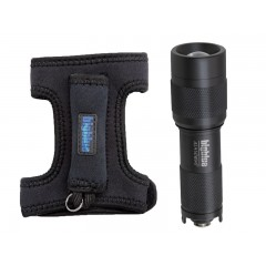 Bigblue 450 Lumen Wide Beam w/ Glove (AL450WMT-G)