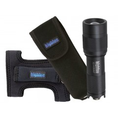 Bigblue 450 Lumen Wide Beam w/ Glove + Pouch (AL450WMT-GP)