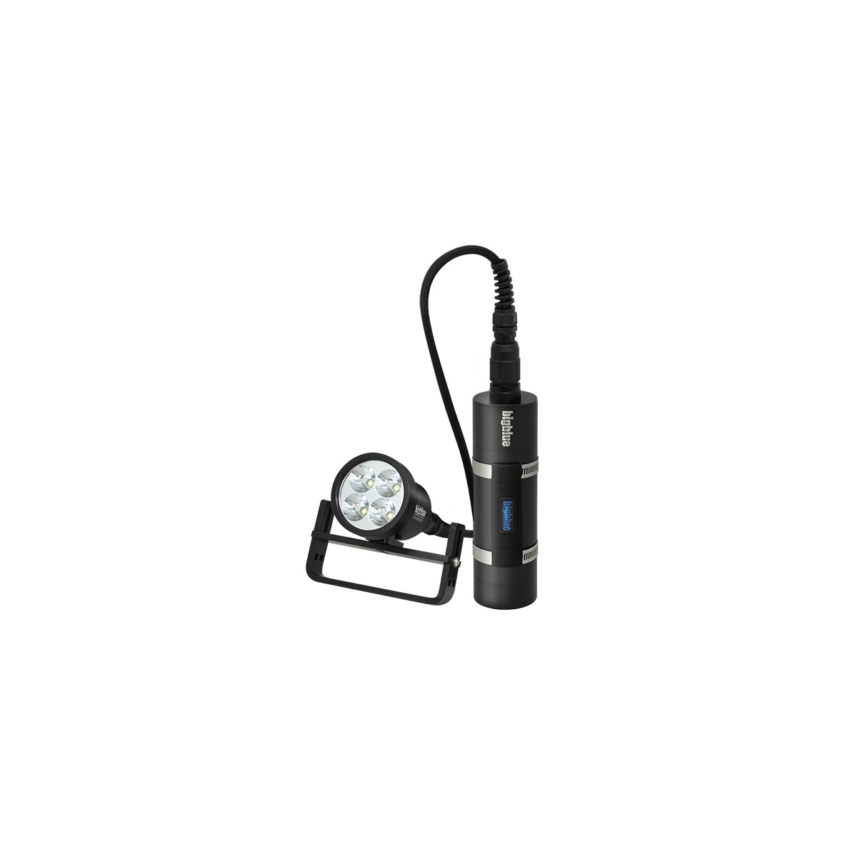 Bigblue 4800 Lumen Canister Tech Light (TL4800PC-Slim)