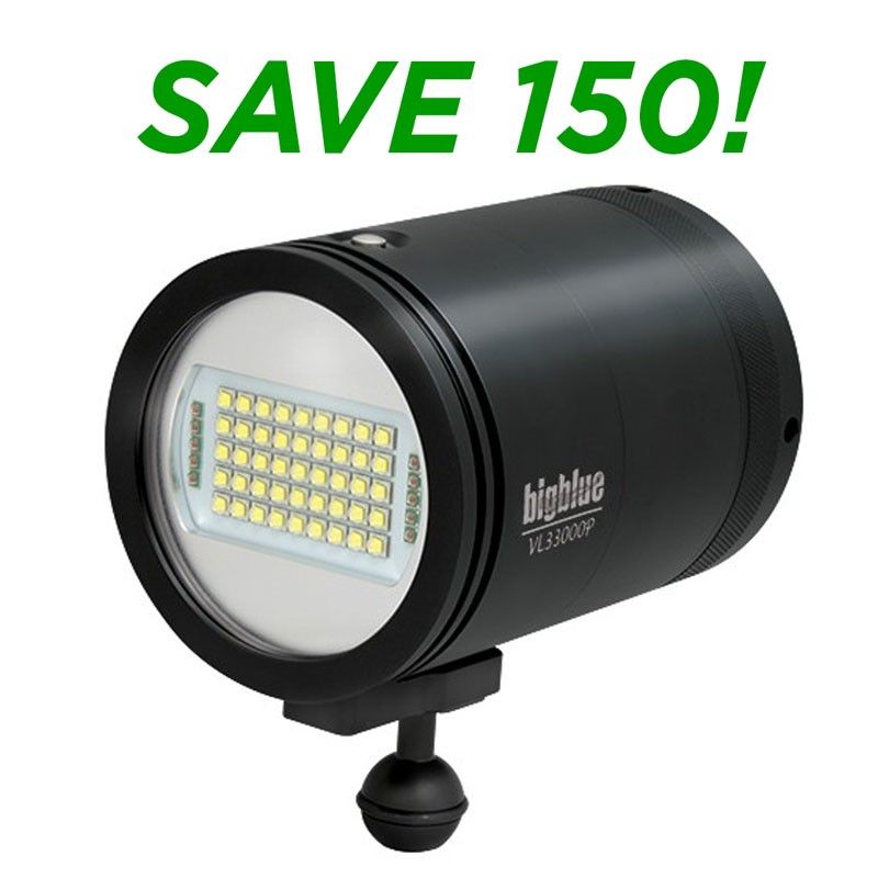 Bigblue 33000 Lumen Pro Video Light (VL33000P)